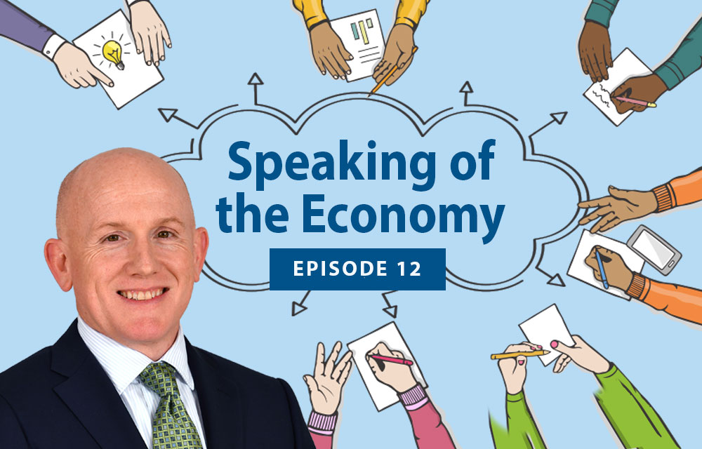 Speaking of the Economy - Andy Bauer