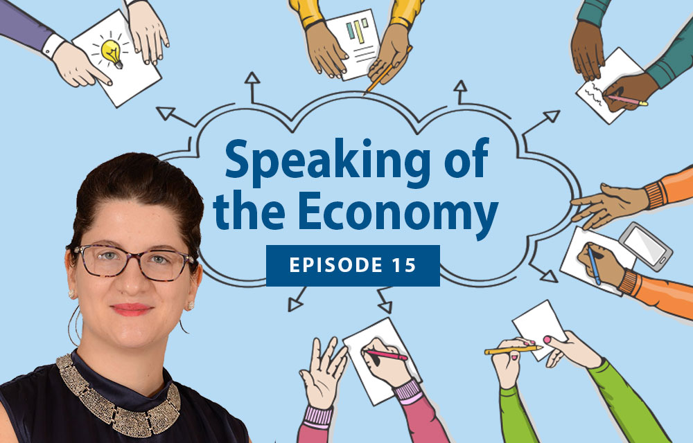 Speaking of the Economy - Claudia Macaluso